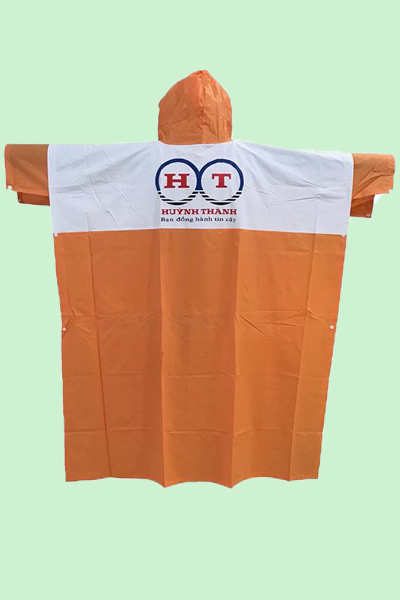 Chuyên thiết kế áo mưa đẹp tại tp.hcm