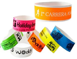 Sản xuất vòng tay giấy sử dụng 1 lần tp.hcm