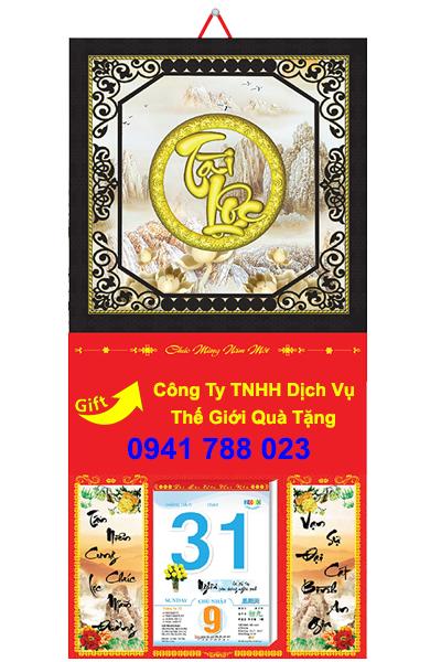 Thiết kế bìa lịch khung giá rẻ tp.hcm