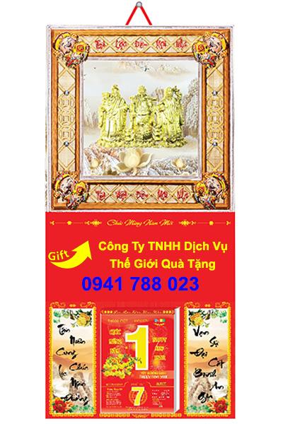 Chuyên sản xuất bìa lịch khung giá rẻ tp.hcm