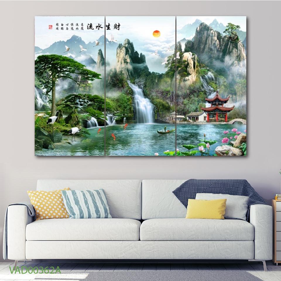 Tuyển chọn mẫu tranh treo tường đẹp giá rẻ trên thị trường